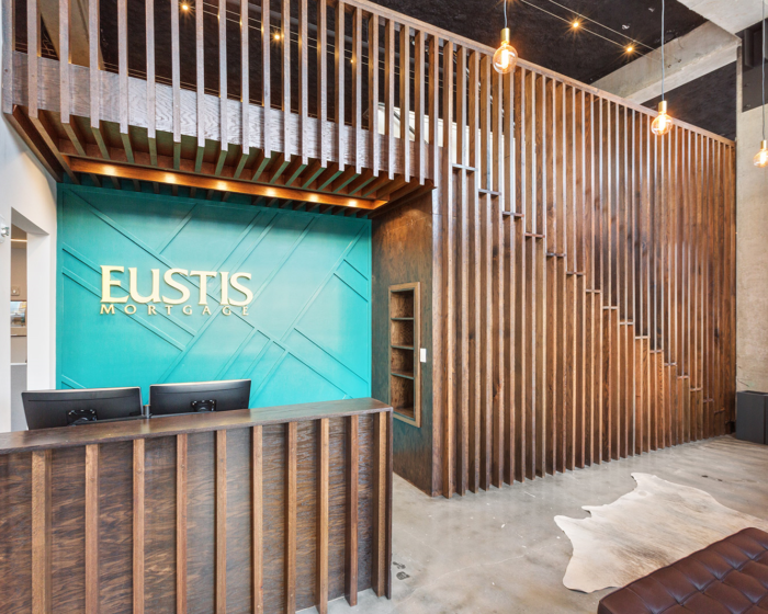 Eustis Mortgage at the Standard Construction Project