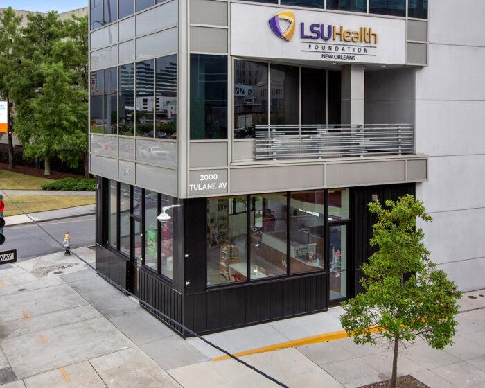 LSU Health Foundation Construction Project