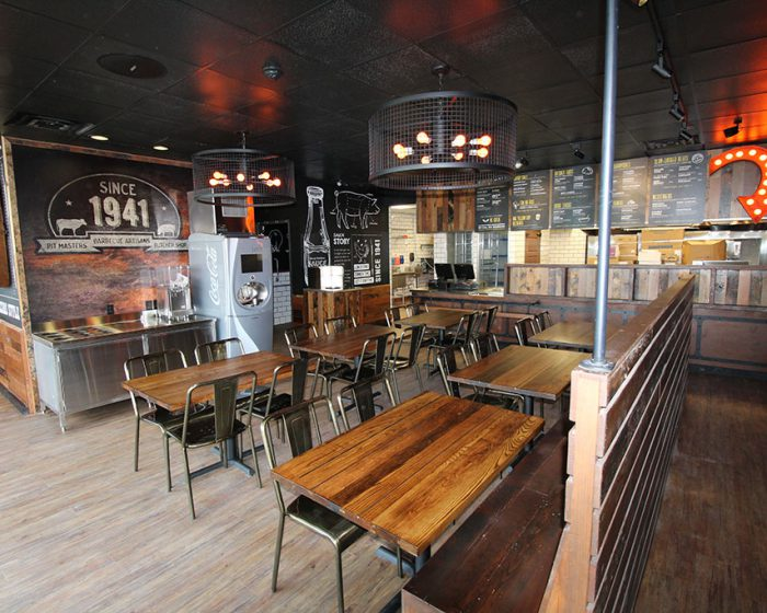 Dickey's BBQ – Metairie Construction Project