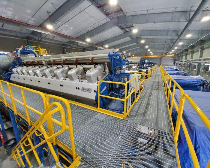 Entergy Power Plant Construction Project