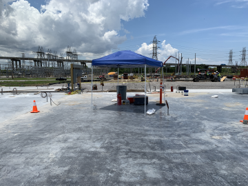 Entergy Power Plant Construction Project