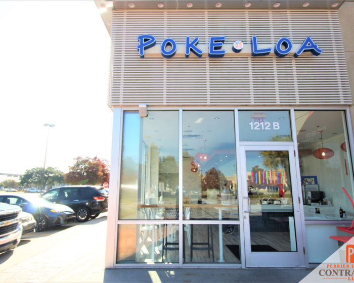 Poke Loa – Elmwood Construction Project