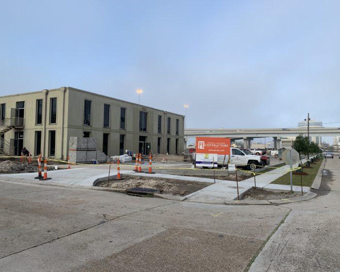 2640 Ridgelake Drive Construction Project