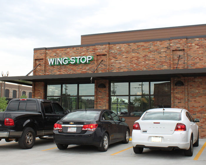 Wing Stop – Carrollton Construction Project
