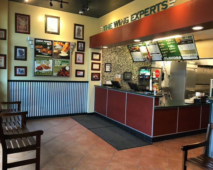 Wing Stop – Claiborne Construction Project