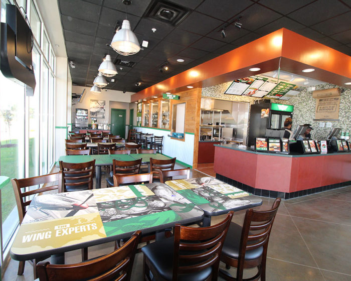 Wing Stop – Gentilly Construction Project